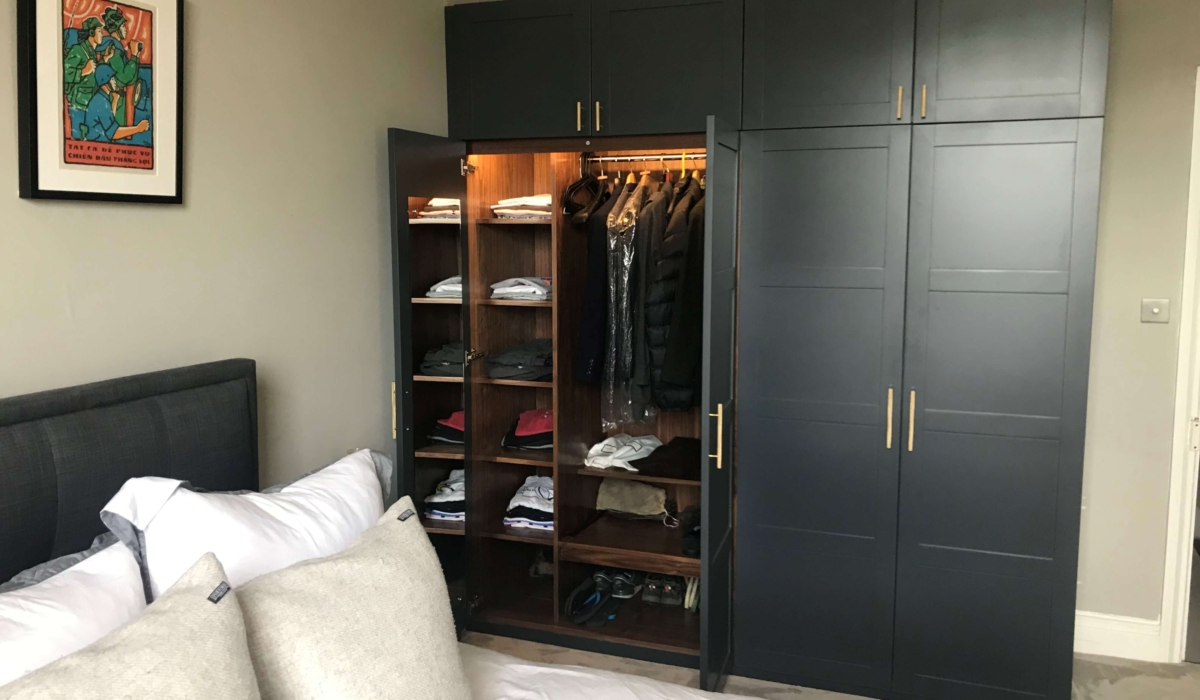 bespoke wardrobe, wardrobe, elegant bespoke living, leamington spa, carpentry, joinery, handy man, wardrobes, bespoke wardrobes